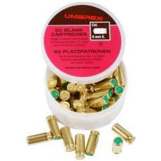 Plynové náboje akustické Umarex 8mm Blank (50ks)