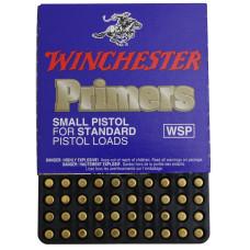 Zápalky Winchester 4,4 SP Small Pistol Standard (100ks)
