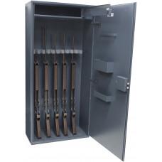 Trezor na 13-14 dlhých zbraní (aj s optikou) GLT700
