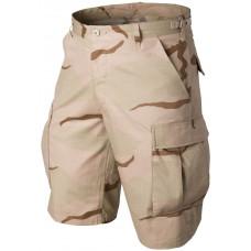 Krátke nohavice Helikon-Tex BDU Cotton Ripstop - US Desert