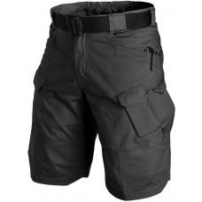 """Krátke nohavice Helikon-Tex UTS® 11"""" Polycotton Ripstop Čierne"""