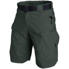 """Krátke nohavice Helikon-Tex UTS® 11"""" Polycotton Ripstop Zelené"""