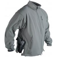 Softshellová bunda Helikon-Tex Jackal QSA™ Shark Skin Foliage-Zelená 17d7bb9163d