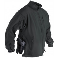 Softshellová bunda Helikon-Tex Jackal QSA™ Shark Skin Zelená d2d4e6e7a7e
