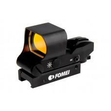 Optické zariadenie FOMEI 1x28x40 mm RED WIDE (21MM)