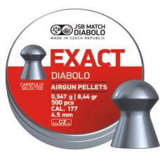 Diabolo JSB Exact 4,52mm (500ks)