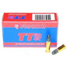 Náboj FIOCCHI 22LR TT Rapid Fire LRN 2,59g/40grs