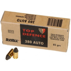 Náboj FIOCCHI 380 AUTO (9mm Browning) FMJTC BM 85grs/5,5g Black Mamba