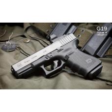 Pištoľ Glock 19 (Gen4) MOS, kal. 9x19mm - s platformou na kolimátor