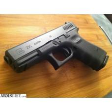 Glock 23C, kal. .40S&W, ADJ