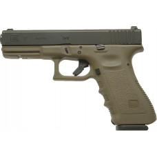 Pištoľ Glock 17 Oliv, kal. 9x19mm, FXD
