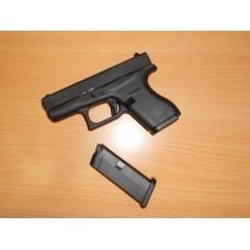 Glock 42, kal. 9mmBrow. (.380Auto), FXD