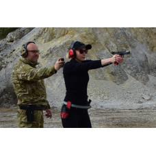 Strelecký kurz - Začínajúci strelec (s alebo bez vlastnej zbrane)