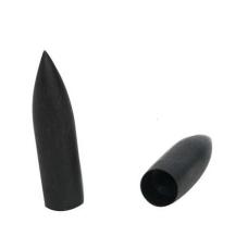 Hrot na drevené šípy bullet s paralelným závitom oceľ (Rozmer 5/16 80gr.)