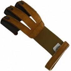 Kožená lukostrelecká rukavička