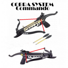 Tetiva na kušu Cobra/Commando