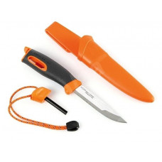 LMF Swedish FireKnife Orange