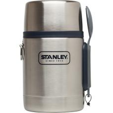 STANLEY Termoska s lyžicou Adventure series 500 ml nerez