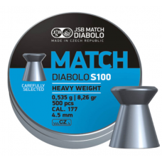 JSB Match S100 4,52mm 500ks