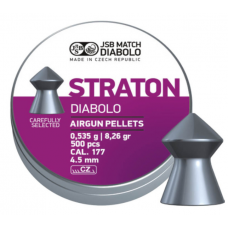 Diabolo JSB Straton 4,5mm (500ks)