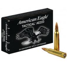 Náboj American Eagle .223 REM FMJ BT 55gr/3,56g