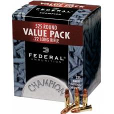 Náboj Federal Champion .22LR Copper-Plated HP 36gr/2,33g