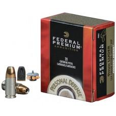 Náboj Federal Personal Defense 357 Magnum JHP Hydra-Shok 158gr/10,24g