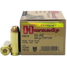 Náboj Hornady .50 Action Express XTP® HP 19,44g/300grs