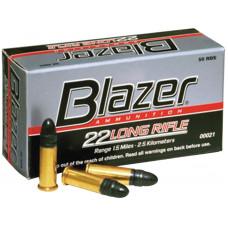 Náboj Blazer .22LR LRN 40gr/2,59g