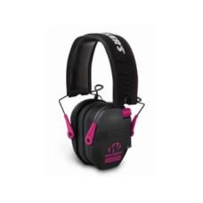 Elektronické chrániče sluchu Walkers Razor - ružové