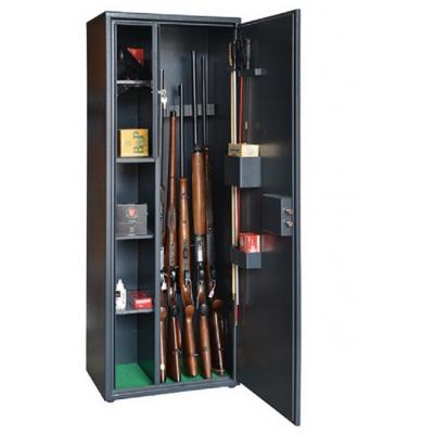 Trezor na 4-5 dlhých zbraní (aj s optikou) GLST470