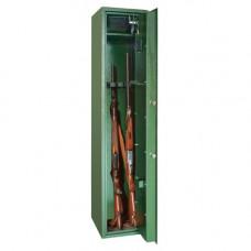 Trezor GUNTRONIC 5 zelená, skriňa na zbrane