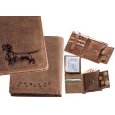 Pánska peňaženka s jazvečíkom