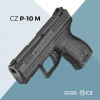 Pištoľ CZ P-10 M, kal. 9x19
