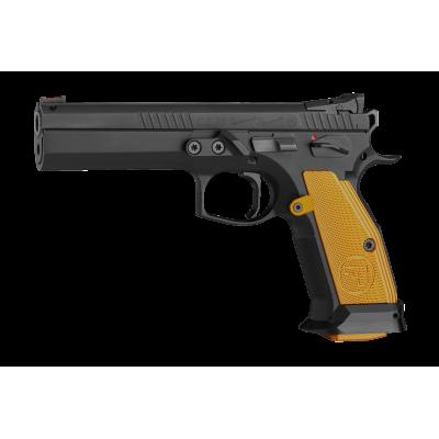 Pištoľ CZ 75 TS ORANGE, kal. 9x19