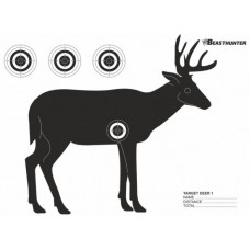 Papierový terč silueta Beast Hunter Deer - jeleň