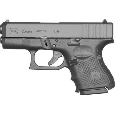 Pištoľ Glock 26 (Gen4), kal. 9x19mm, FXD