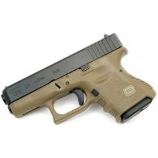 Pištoľ Glock 26 Oliv, kal. 9x19mm, FXD