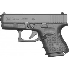 Pištoľ Glock 33 (Gen4), kal. .357Sig.