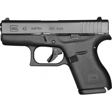 Pištoľ Glock 42, kal. .380Auto (9mm Browning)
