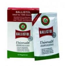Ballistol - olejové obrúsky - balenie 10 ks