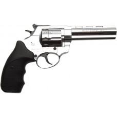 "Revolver Zoraki Streamer 4,5"" 6mm Flobert lesklý chróm"