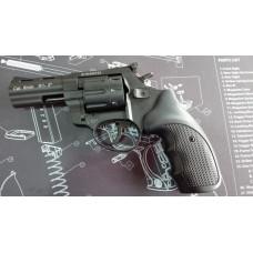 "Revolver Zoraki Streamer 3"" 6mm Flobert matný chróm"