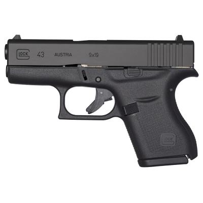 Pištoľ Glock 43, kal. 9x19